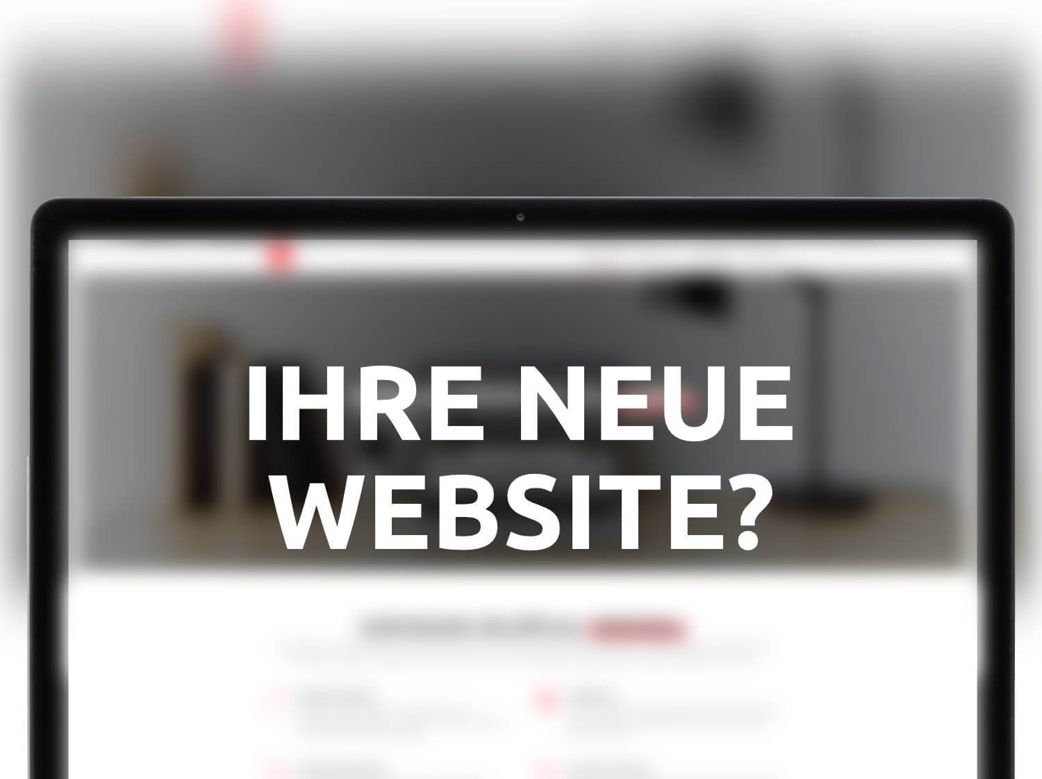 Neue Website?